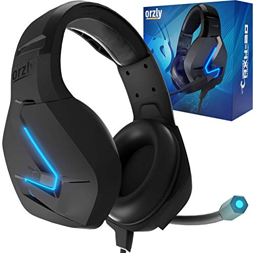 Orzly Gaming Headset for PC and Gaming Consoles PS5, PS4, Xbox Series...