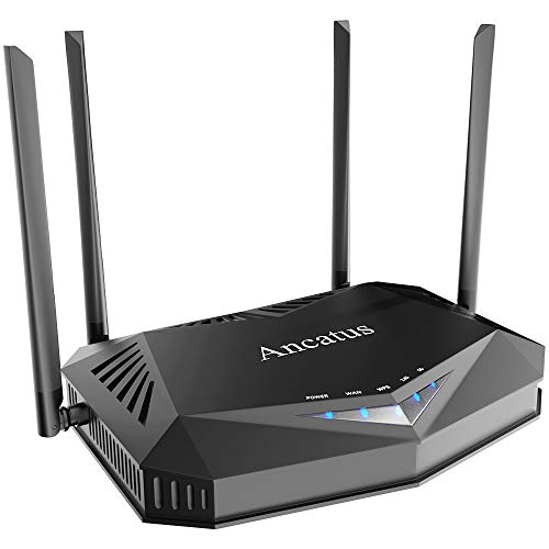 Ancatus-WiFi 6 Router802.11ax AX1800 Computer Router/Router for...