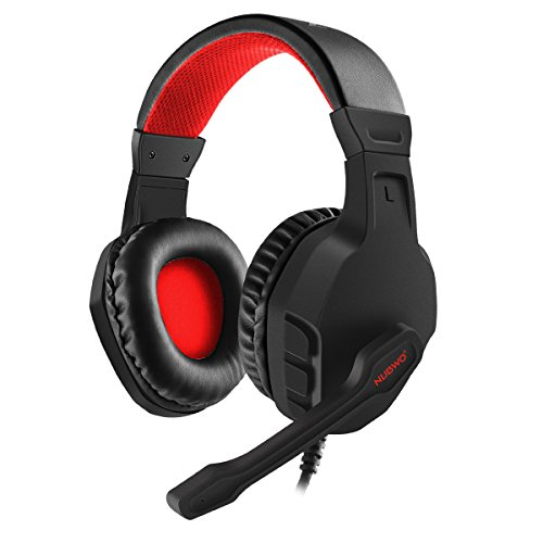 NUBWO U3 3.5mm Gaming Headset for PC, PS4, Laptop, Xbox One, Mac,...