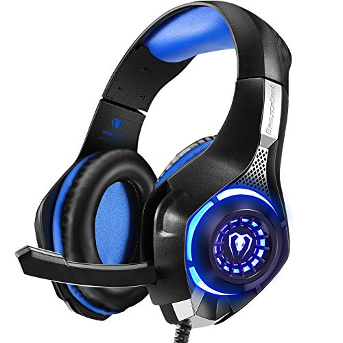 Beexcellent GM-1 Gaming Headset for PS4, PS4 Pro, PlayStation 5, Xbox...