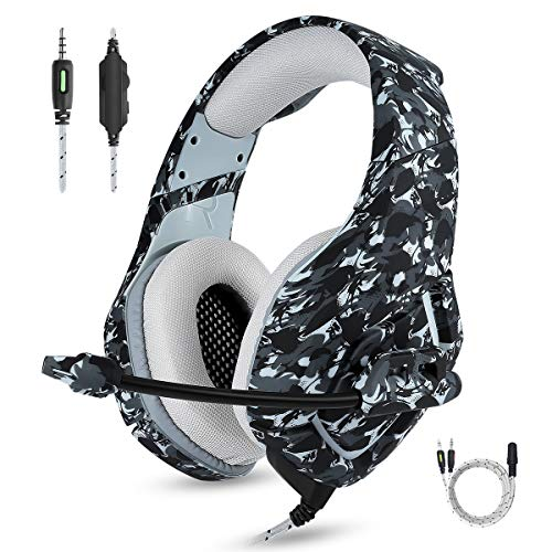 Noise Cancelling Gaming Headset for Nintendo Switch/PS4/PS5,Surround...