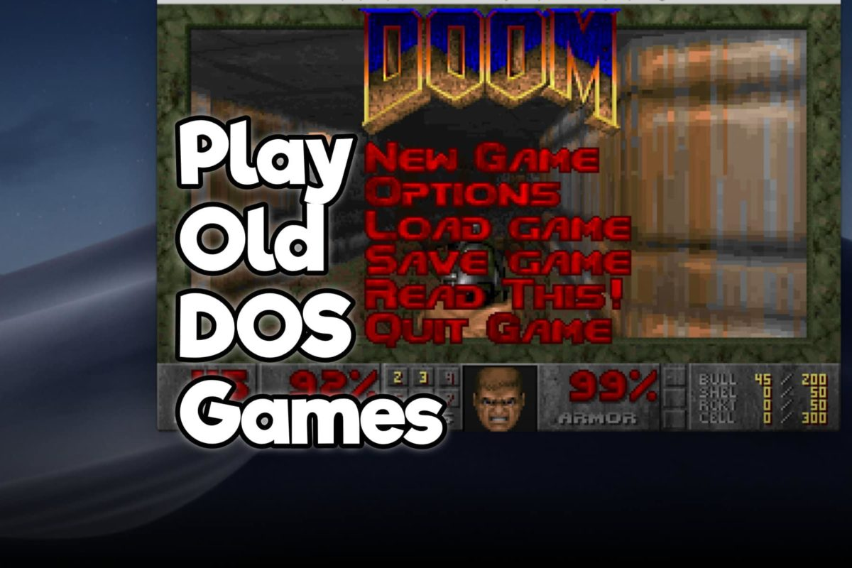 How To Play Old Dos Games On Windows 10 Mac Or Linux Gaming Shift